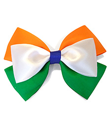 Keira's Pretties Indian Bow Hair Clip - Multicolour