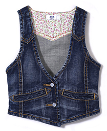 Enfant Denim Jacket - Blue