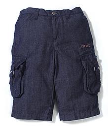Enfant Casual Shorts - Navy Blue