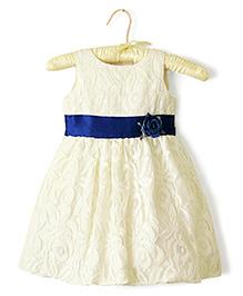 Nitallys Lace Dress - Off White