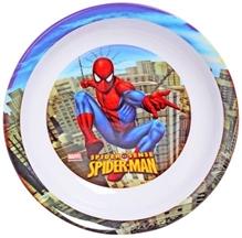 Melamine Plate Spider - Man