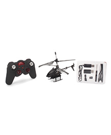 Modelart 4.5 Channel Helicopter With Camera - Black