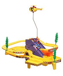 Saffire Track Racer Racing Car Toy - Multi Color