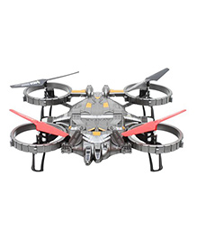 Saffire Avatar Spaceship 4 Channel Drone With Camera - Black