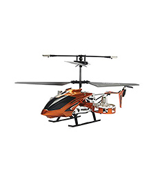 Saffire 4 Channel Remote Controlled Avatar Helicopter - Orange