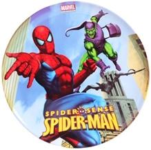 Melamine Plate Spiderman Sense