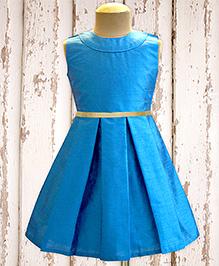 A.T.U.N Classic Audrey Dress - Turquoise
