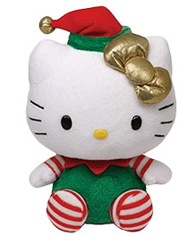 Jungly World Hello Kitty Christmas Outfits - 6 Inch
