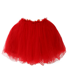 Party Princess Tutu Skirt - Red