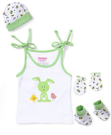 Morisons Baby Dreams Gift Box - Green And White