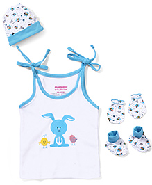 Morisons Baby Dreams Gift Box - Blue And White