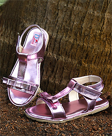 D'chica Chicness In Her Feet Sandals - Pink