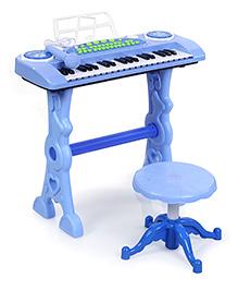 Electronic Key Board - Blue