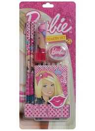 Barbie - Stationery Set