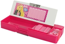 Barbie - Pencil Box With White Board