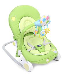 Chicco Balloon Baby Bouncer - Spring Green