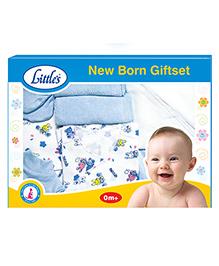 Littles Newborn Gift Set - Pink