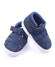Alle Alle Sandals Style Booties - Blue