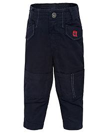 FS Mini Klub Full Length Non Denim Trousers - Navy Blue