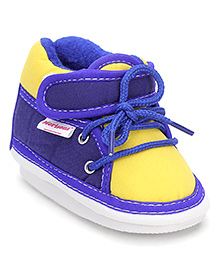 Morisons Baby Dreams Musical Casual Shoes - Blue Yellow
