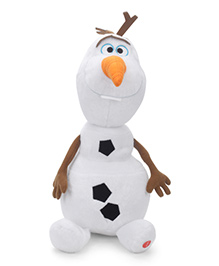Disney Olaf Plush Toy White - 16 Inches