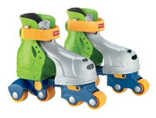 Fisher-Price - Grow With Me 1-2-3 Inline Skates