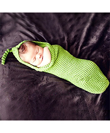 Princess Cart Sleeping Bag Cocoon - Green