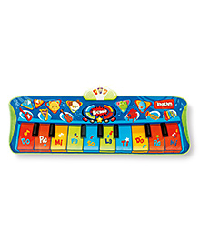 Winfun Step-to-Play Junior Piano Mat - Multi Color