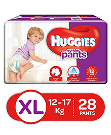 Huggies Wonder Pants Extra Large Pant Style Diapers - 28 Pieces