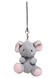 Wild Republic Elephant Keitai - 2 Inches