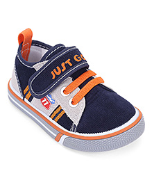 Cute Walk by Babyhug Casual Shoes - Navy