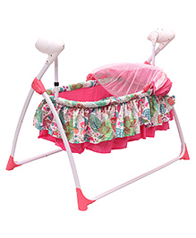 Toyhouse Battery Operated Baby Swinger - Pink