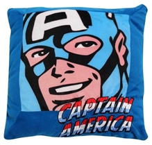 Marvel - Captain America Square Cushion