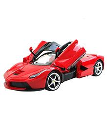 Flyers Bay Ferrari Style Remote Control Car - Red - 987426