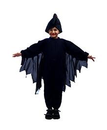 SBD Crow Theme Costume - Black