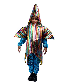 SBD Starfish Theme Costume Set - Blue