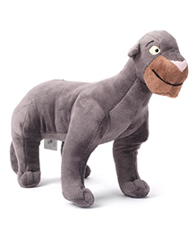 Disney Bagheera Soft Toy Grey - 30 Cm