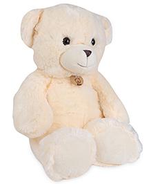 Starwalk Plush Bear Soft Toy Cream - 40 Cm