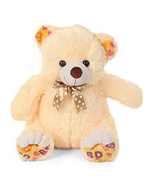 Liviya Teddy Bear Soft Toy Cream - 21 Inches