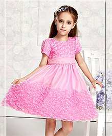 Tickles 4 U Party Dress - Pink