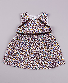 Petite Kids Lovey Dovey Dress - Multicolour