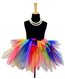 Tu Ti Tu Circus Tutu Skirt - Multicolor