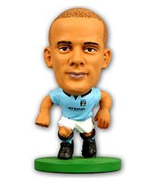Manchester City FC SoccerStarz Vincent Kompany - 12 Cm