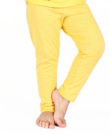 Nahshonbaby Full Length Leggings - Yellow