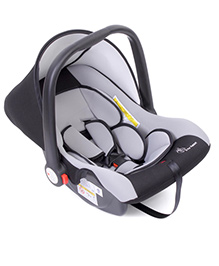 R For Rabbit Picaboo Infant Car Seat Cum Carry Cot - Black & Grey