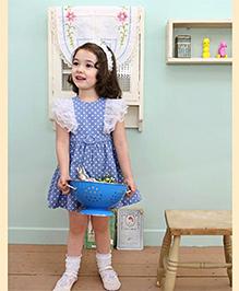 Superfie Casual Dress - Blue