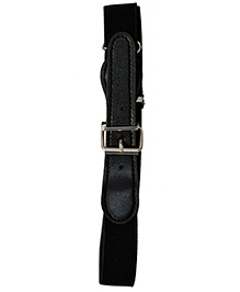 Miss Diva Stretchable Belt - Black