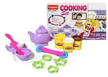 Funskool Cooking Set & Play Doh Combo