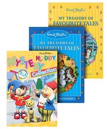Enid Blytons Story Books Combo( Pack of 3)