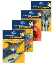 Disney's Encyclopedia Combos (Pack of 4)